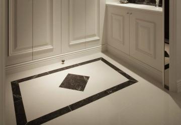 115平米新古典三居室客厅装修效果图