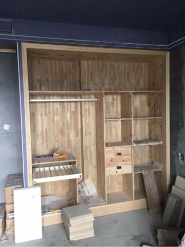 北欧风格三室新房装修