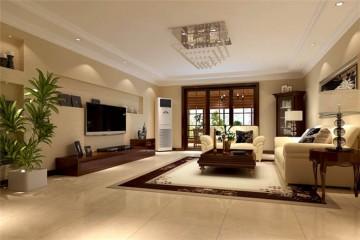 百旺家园150平米现代简约风格