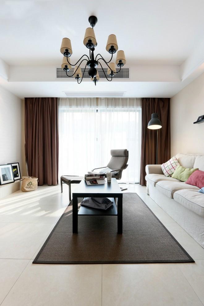 楼盘名称:【乐置家装饰】三居室简约风格调干净小清新