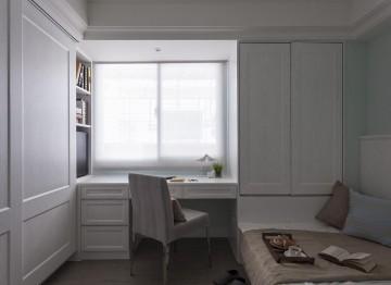 86平古典美式二居室 ...