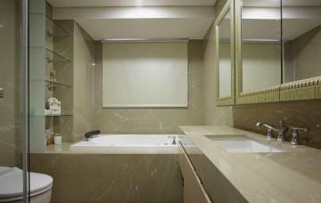 三居室新古典装修设 ...