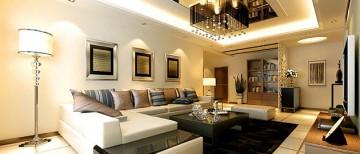 欧式风格三居室装修 ...