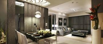 简单欧式风格四居室 ...