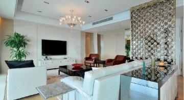 现代风简约客厅设计 ...