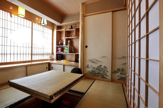 日式风格榻榻米装修效果图大全