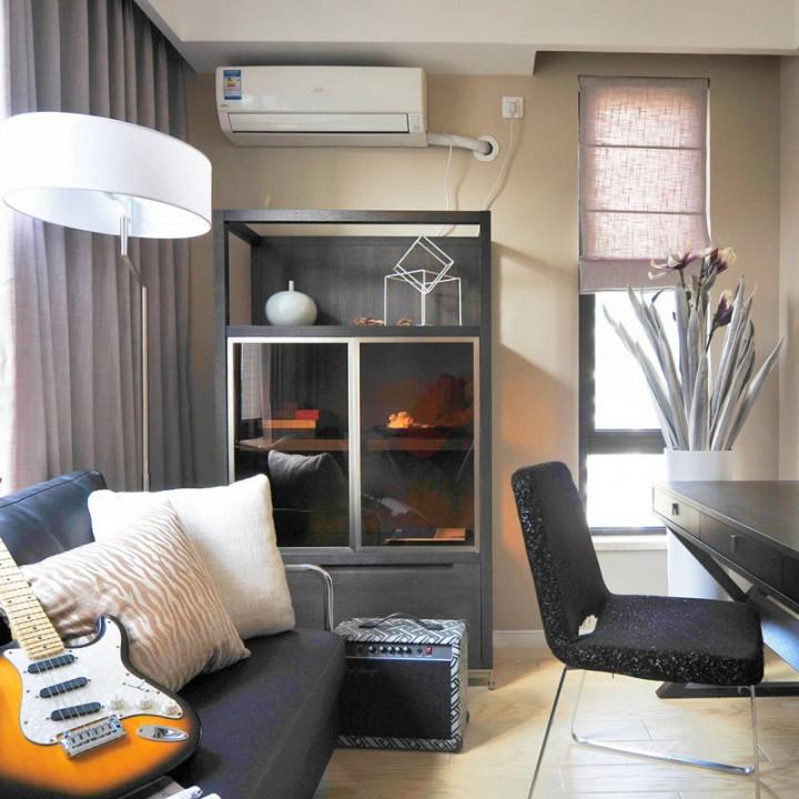 经典日式风格新房装修效果图