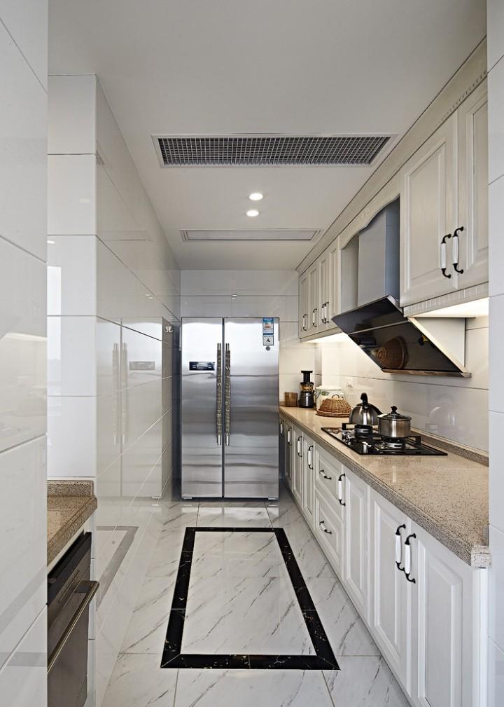 三居室新中式典雅风格装修效果图