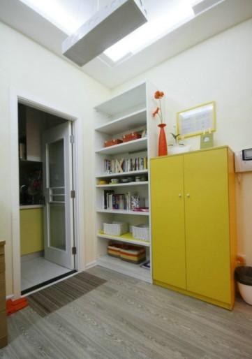 小户日式简单家居装 ...
