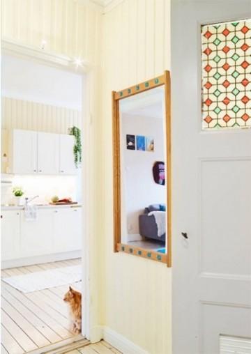 色彩丰富瑞典北欧家居装修效果图