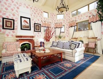 色彩斑斓的梦,五颜六色的家
