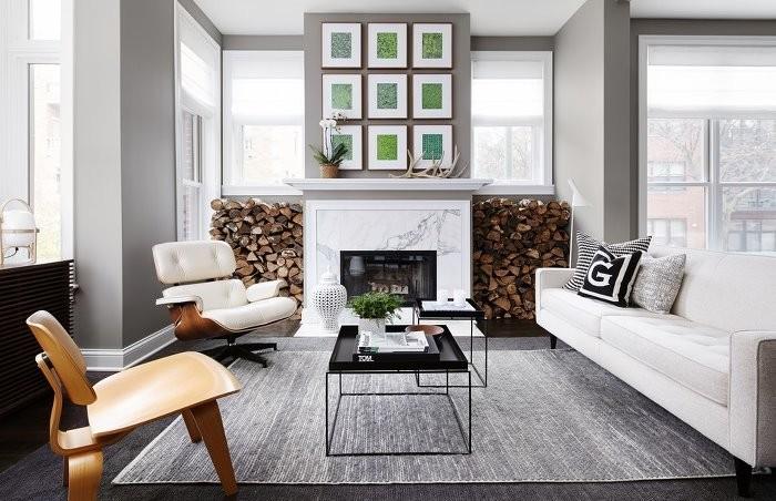 经典美式风格别墅装修设计图片