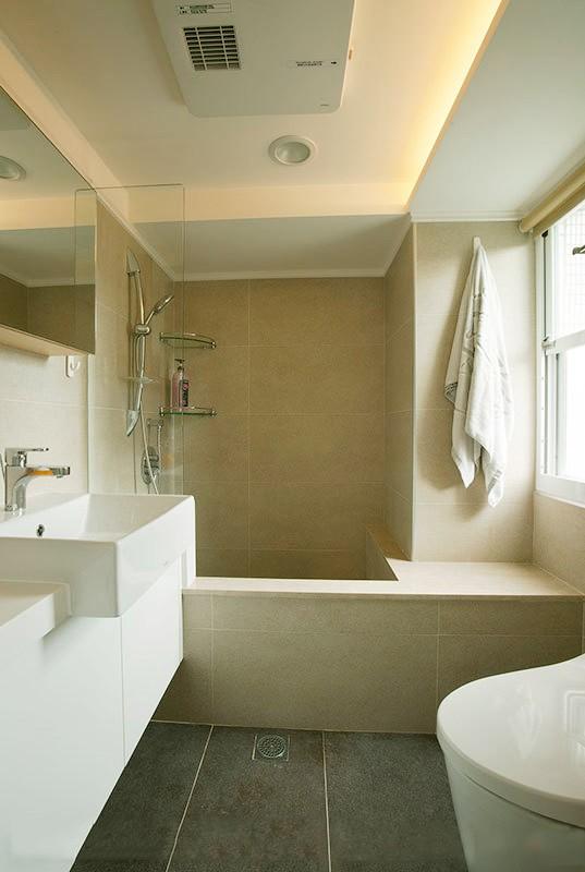 环保绿色简约风格健康家居装修效果图