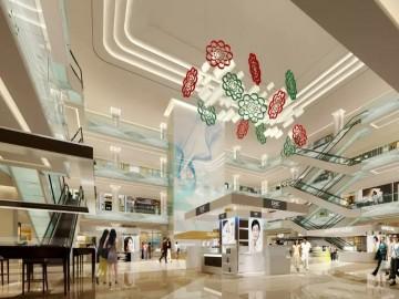 最新珠宝店内部设计效果图0