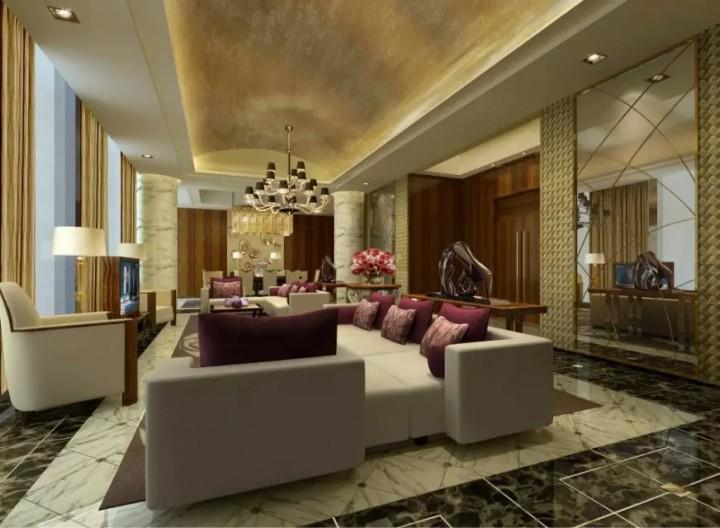 雷迪森酒店装修设计效果图