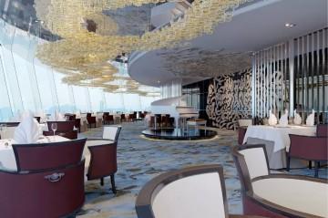 欧式风格餐饮空间装修效果图大全