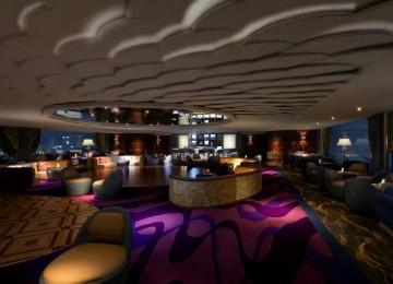 酒吧室内大厅设计装修图片大全0