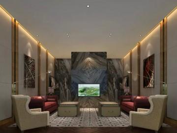 最新售楼中心室内设计图片赏析0