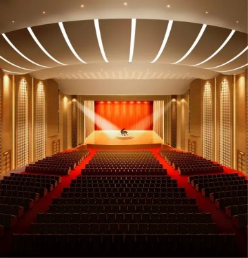 最新剧院装修设计效果图欣赏0