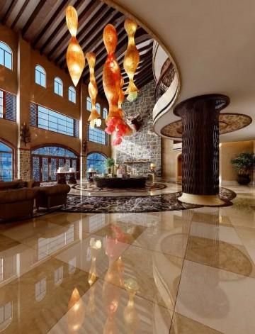 最新售楼处建筑室内图片0