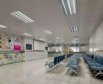 最新医院室内装修设计效果图0