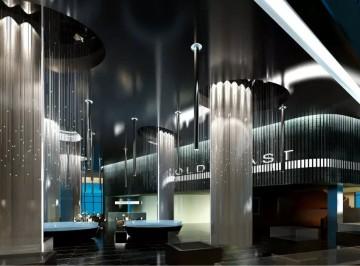 大型售楼处设计装修效果图大全0