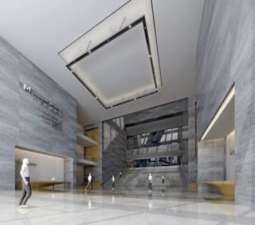 最新现代博物馆装修效果图赏析0