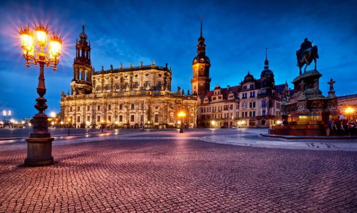 国外大型广场设计效果图