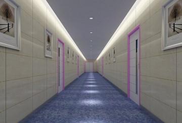 大型医院装修设计效果图片0