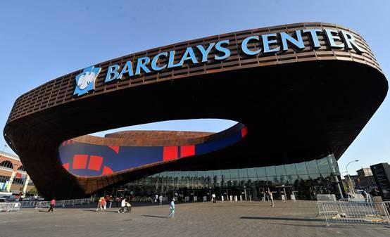 美国纽约体育馆全景效果图