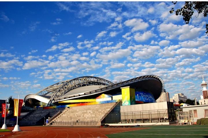 2008年北京奥运会体育馆效果图欣赏