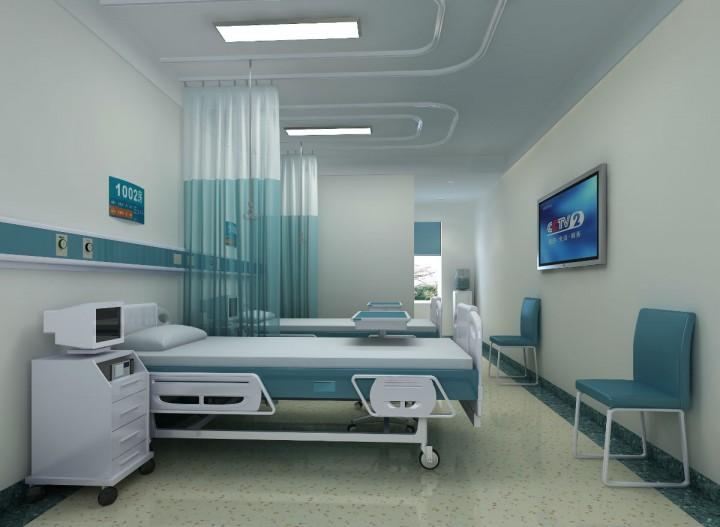 医院病房装修设计图片欣赏
