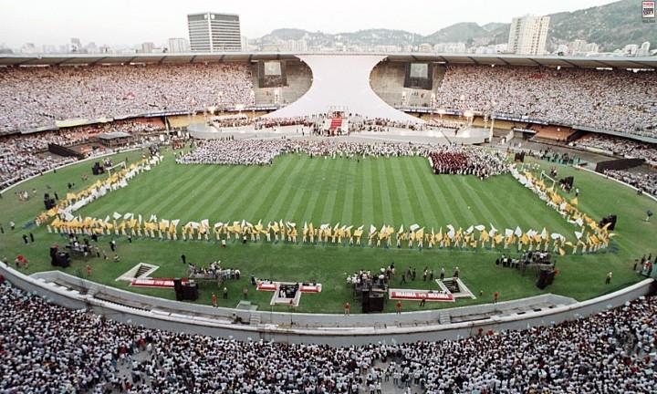 足球体育馆装修设计效果图