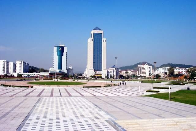 城市人民广场设计效果图方案