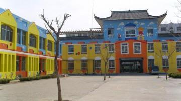 大型幼儿园环境布置效果图0