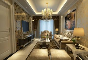 113平方欧式古典风格 ...