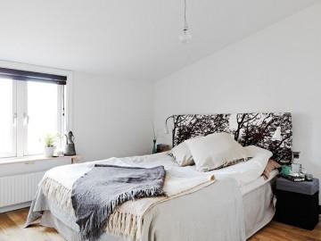 40平北欧风格阁楼公寓装修效果图