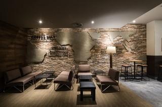 创意咖啡厅装修设计效果图
