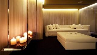 美容院休闲区装修设计效果图