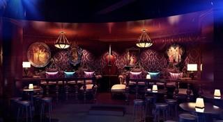 酒吧内部空间规划设计效果图