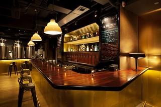特色优雅酒吧装修效果图