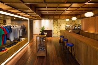 个性创意服装店装修效果图