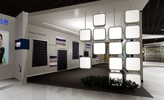企业品牌文化展厅装修效果图