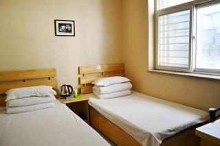 经济型宾馆客房装修设计效果图