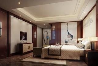 酒店宾馆客房装修设计效果图