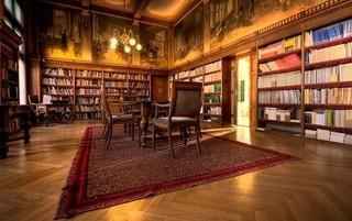 图书馆室内装修效果图欣赏