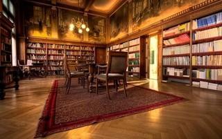 圖書館室內裝修效果圖欣賞