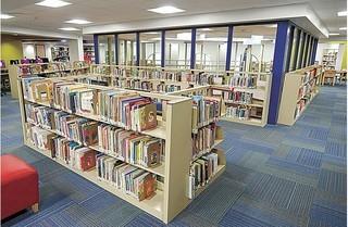 儿童图书馆装修效果图方案