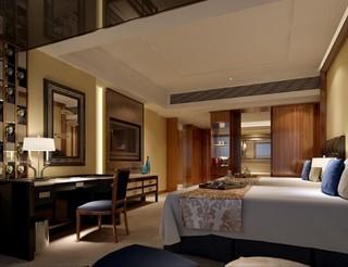五星级酒店客房装修设计图赏析