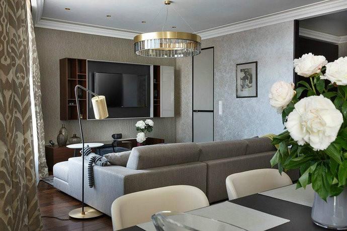 低层小户型简约风格家居装修效果图